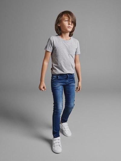 Name It Kids Classic X-Slim Dunkelblaue Denim-Jeans