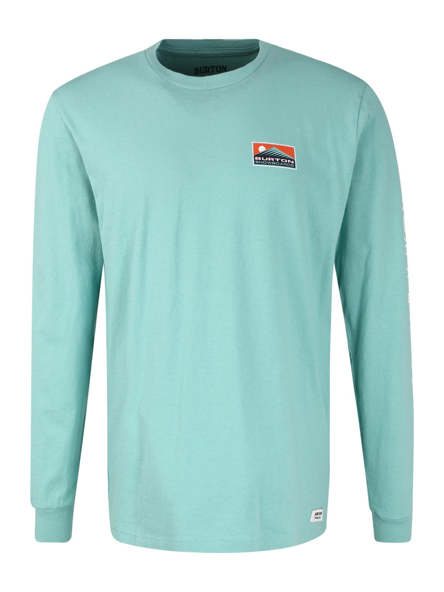 BURTON Sportiniai marškinėliai 'Men's Cloudspeed' turkio spalva