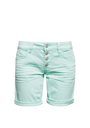 Q/S Designed By Damen Shorts Catie grün   04056523684629