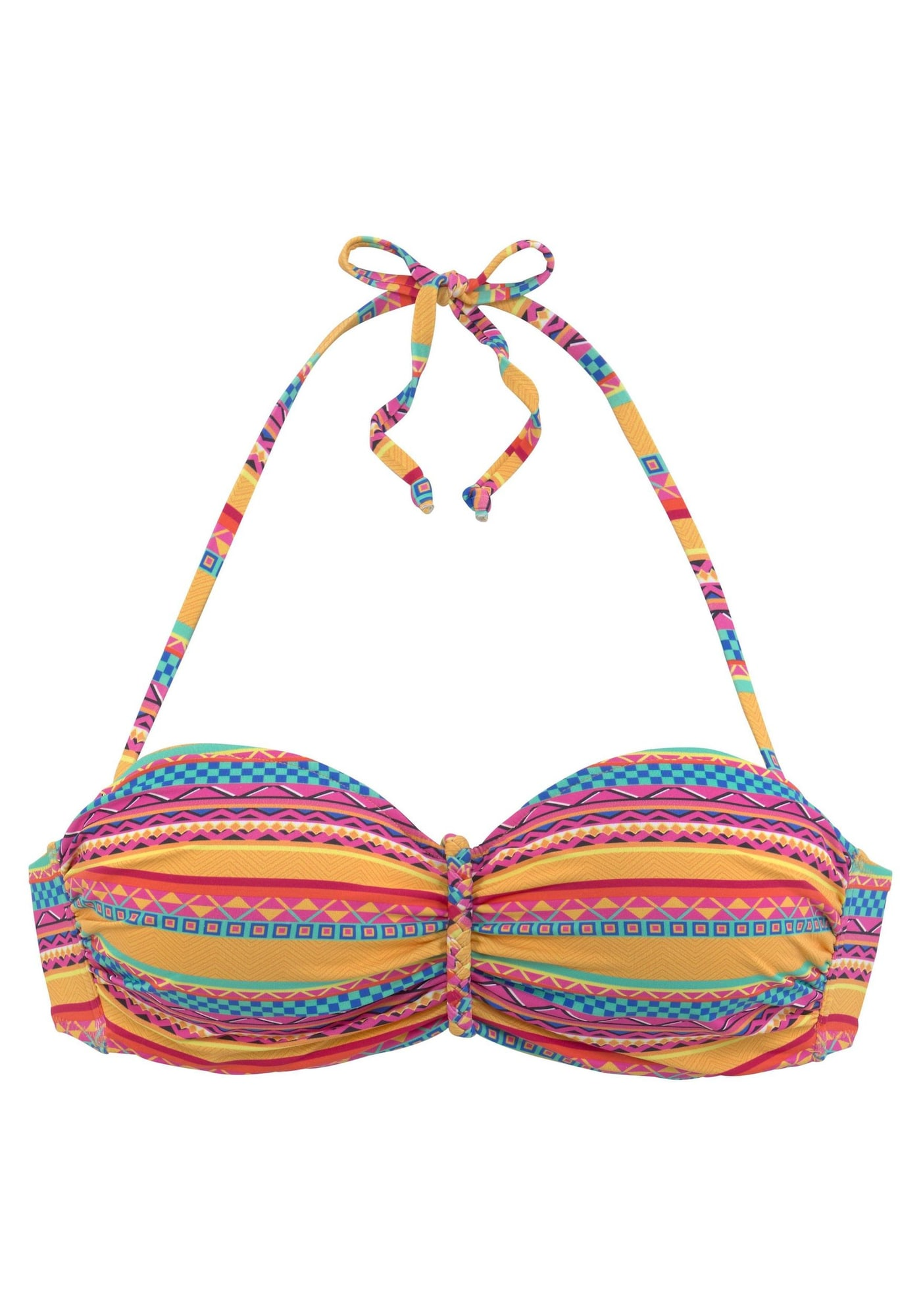 BUFFALO Bikinio viršutinė dalis 'Lux' mišrios spalvos
