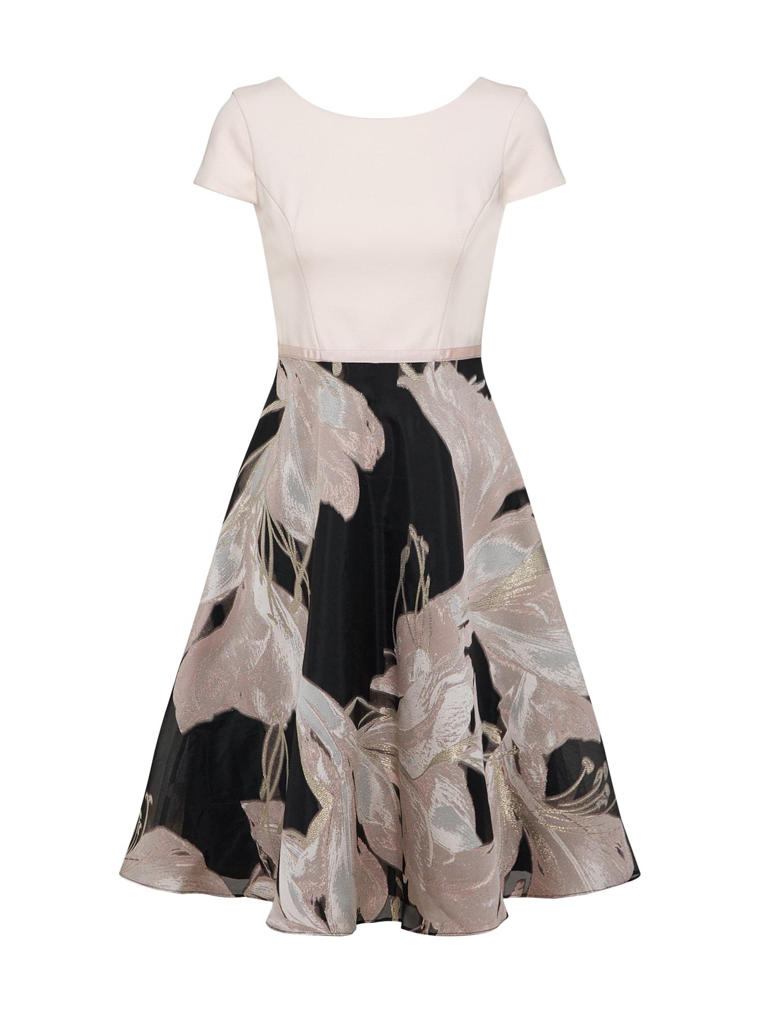 Šaty Martha Clip mix barev růže Coast