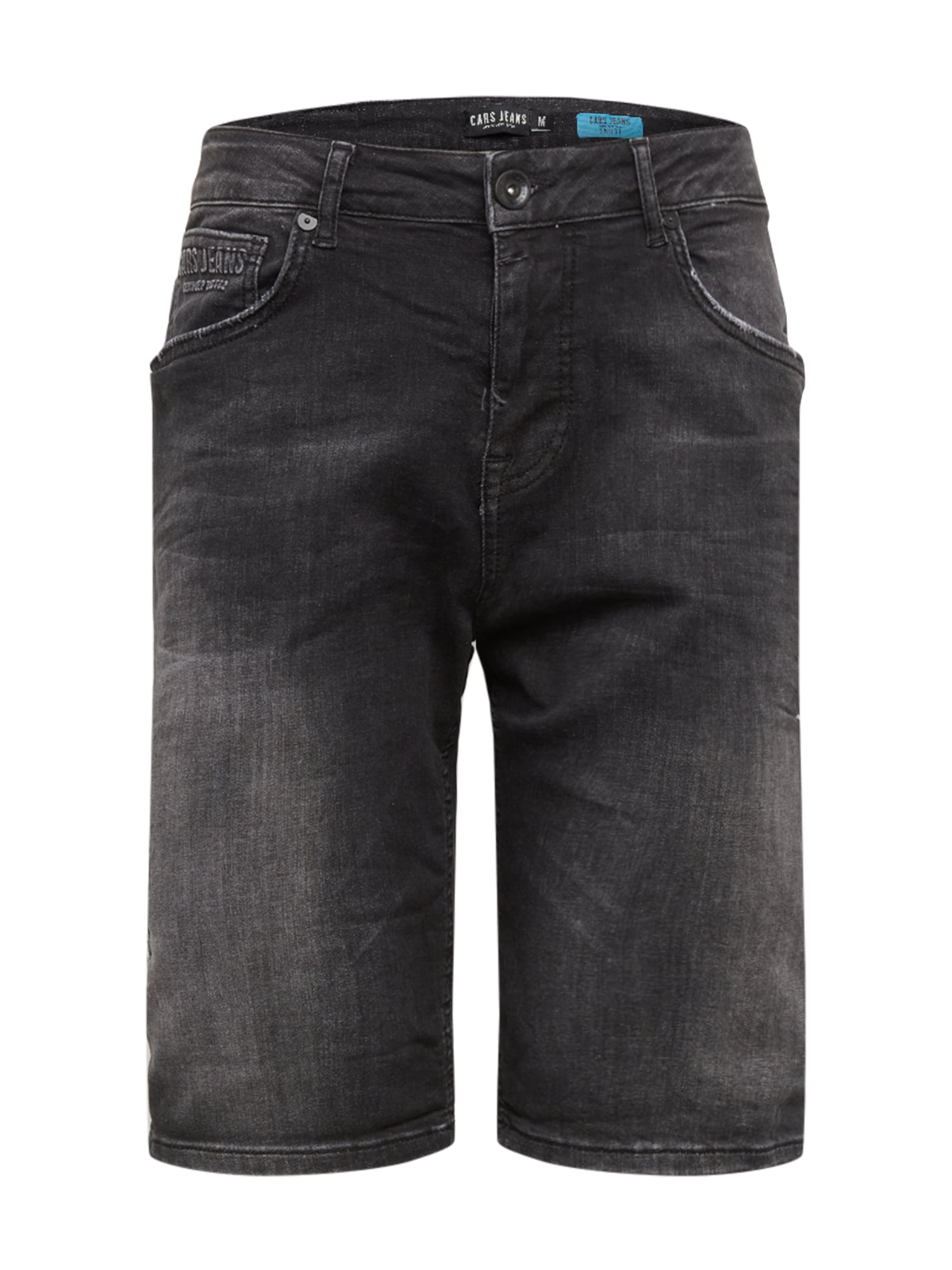 Cars Jeans Džinsai 'Trevor' juodo džinso spalva