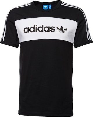ADIDAS ORIGINALS T-Shirt 'BLOCK TEE'