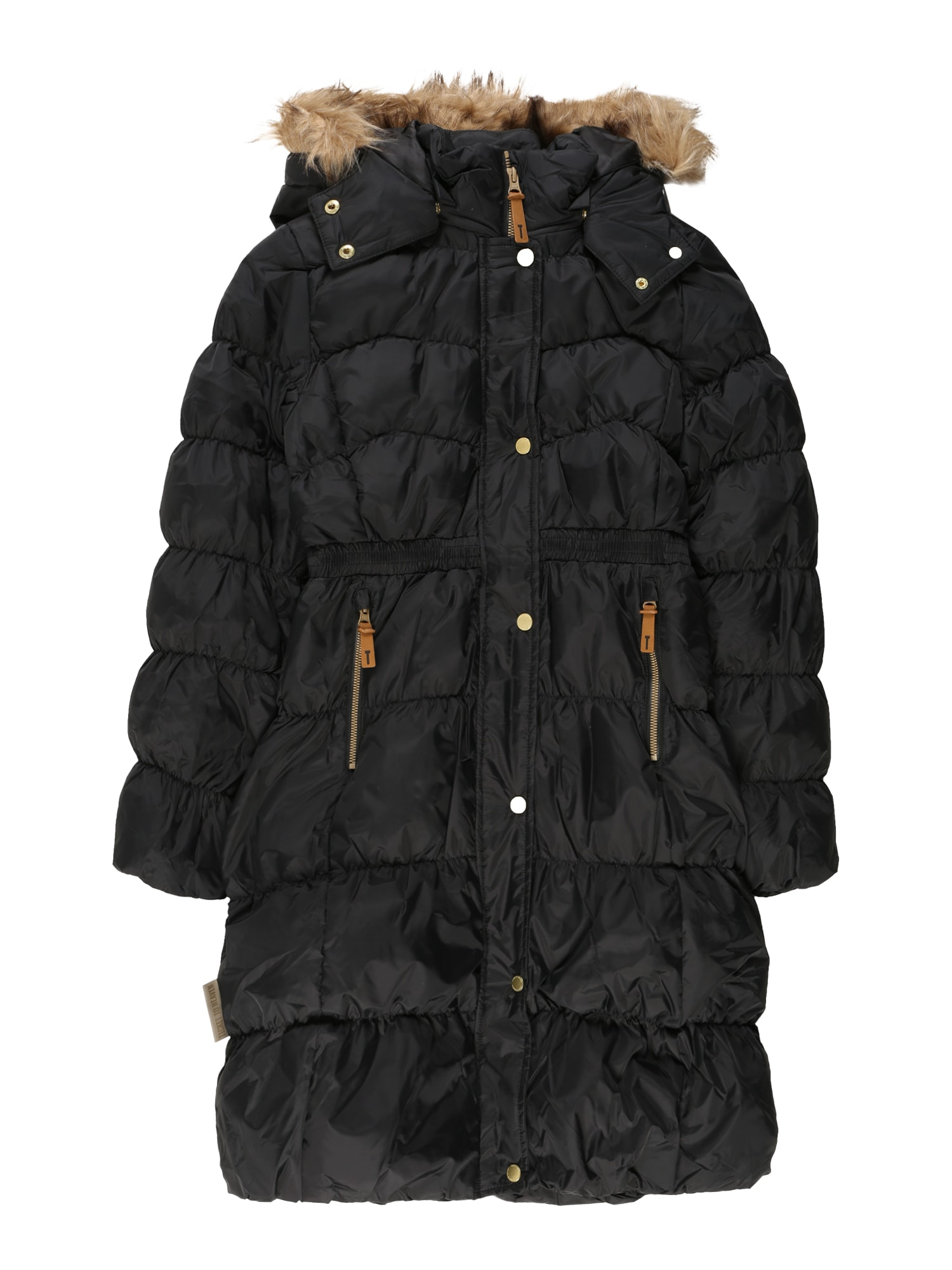 TICKET TO HEAVEN Paltas juoda