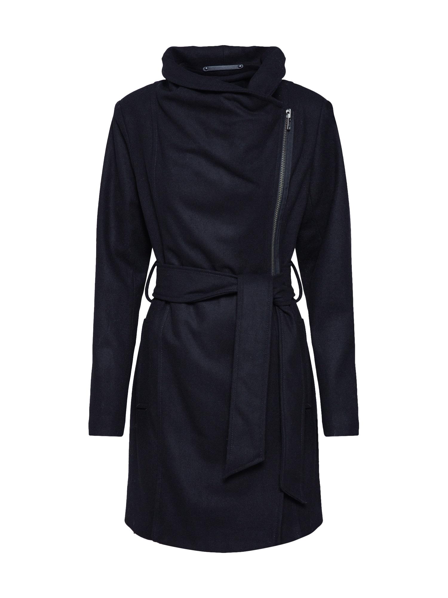 mbym Rudeninis-žieminis paltas 'Mika' juoda