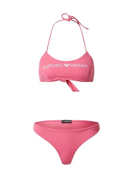 Bademode - Bikini › Emporio Armani › pink  - Onlineshop ABOUT YOU