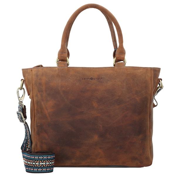 Handtaschen - Handtasche › GREENBURRY › braun  - Onlineshop ABOUT YOU