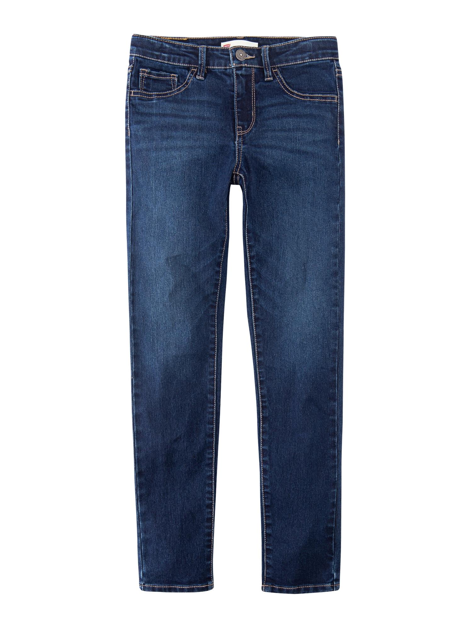 LEVI'S Džíny '710 Super Skinny'  modrá džínovina