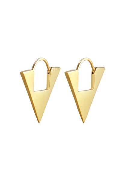 Ohrringe - Ohrringe Dreieck, Geo › ELLI › gold  - Onlineshop ABOUT YOU
