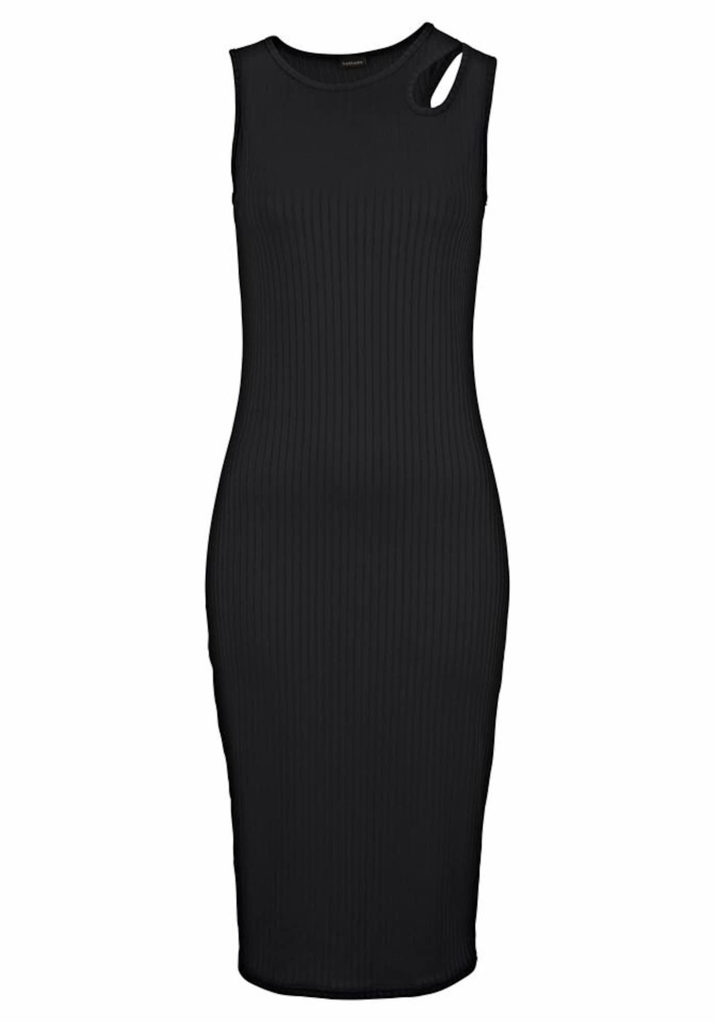 LASCANA Suknelė juoda