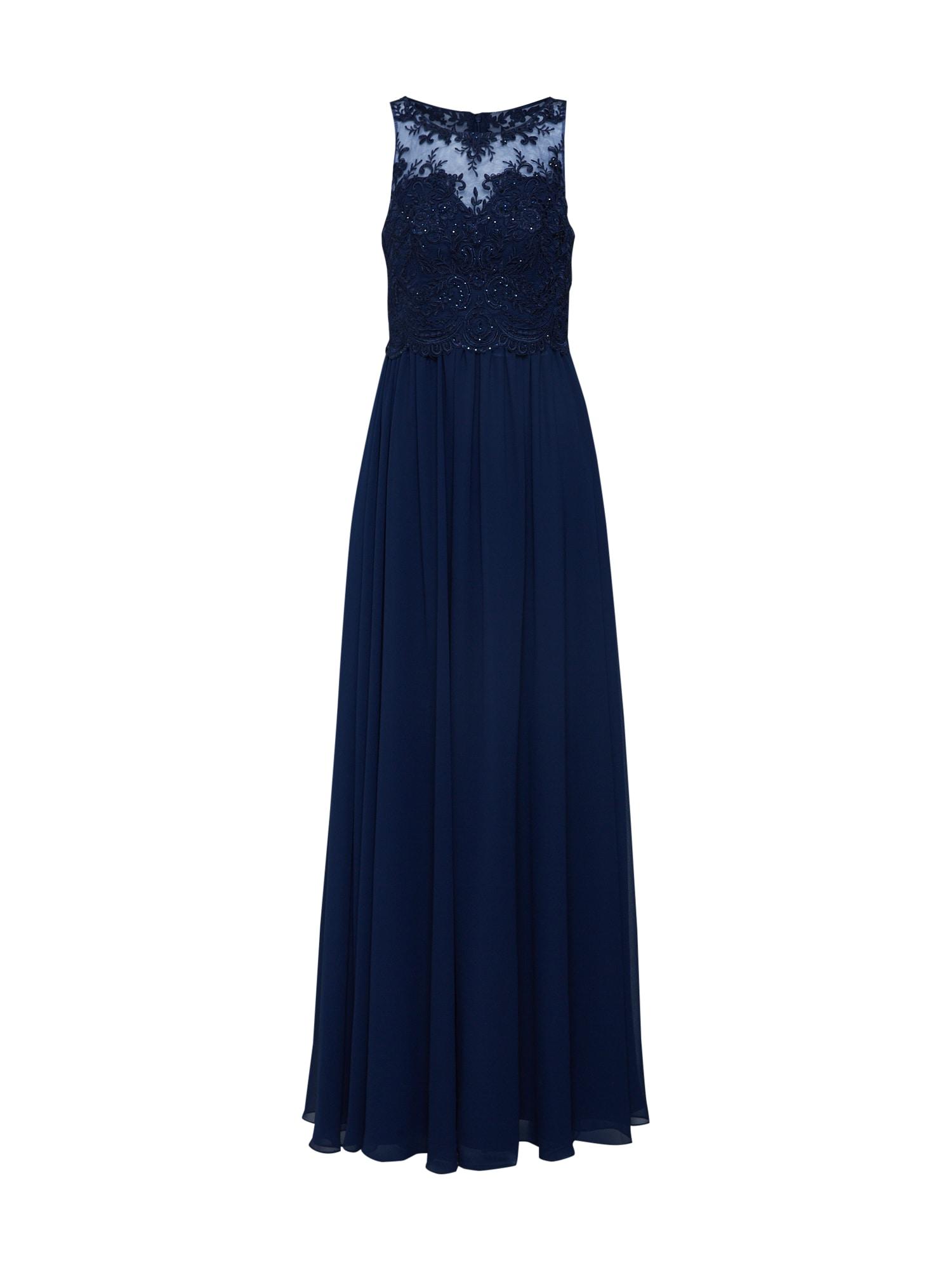 Laona Vakarinė suknelė mėlyna dūmų spalva
