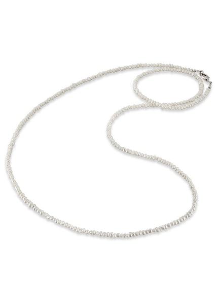 Ketten für Frauen - Engelsrufer Perlenkette 'ERN 80 PE' silber  - Onlineshop ABOUT YOU