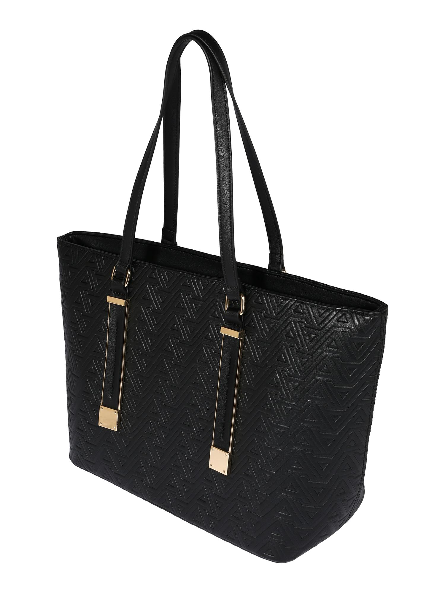 ALDO Pirkinių krepšys 'NAUVIEL' juoda