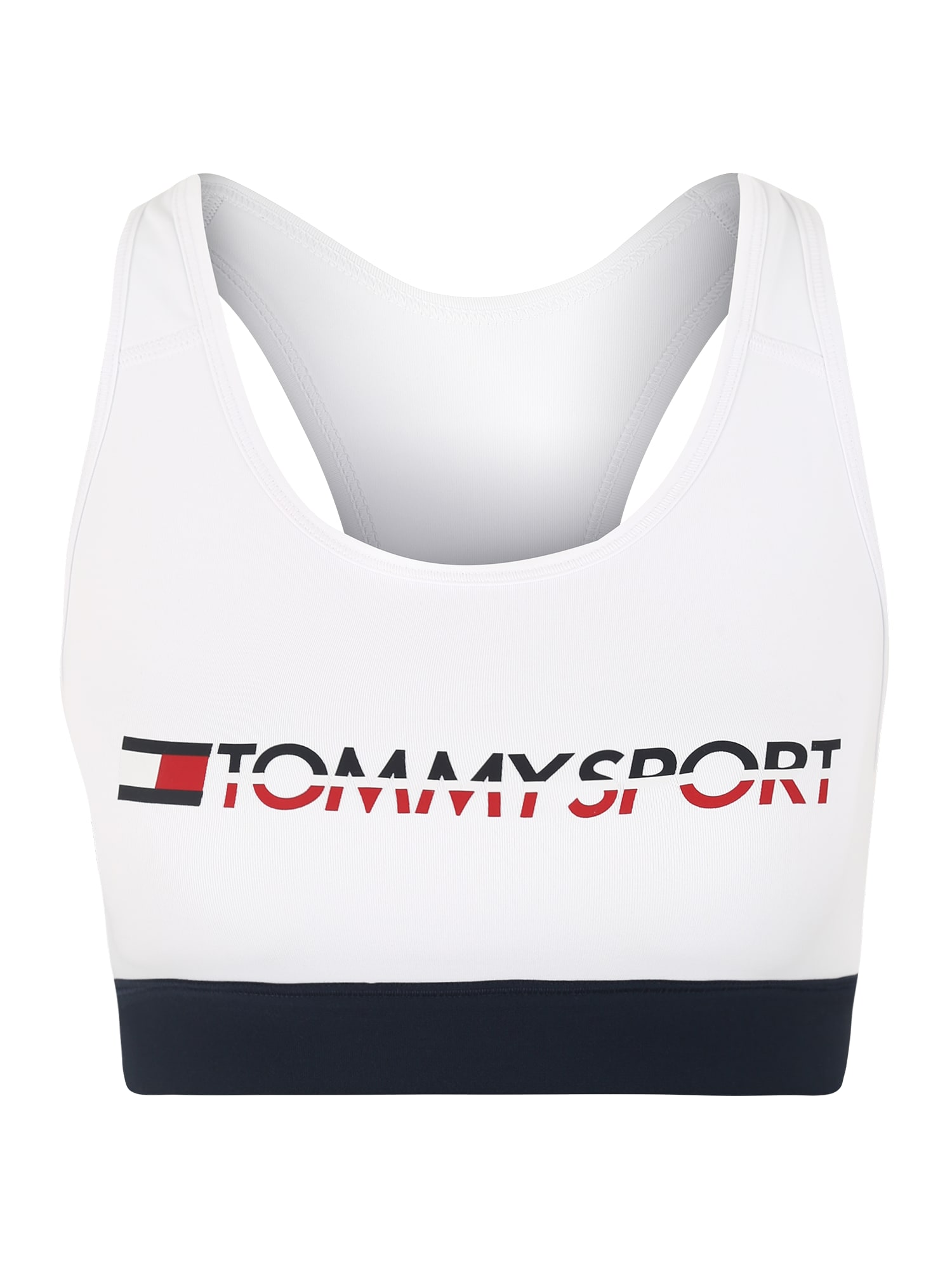 Sportovní podprsenka bílá Tommy Sport