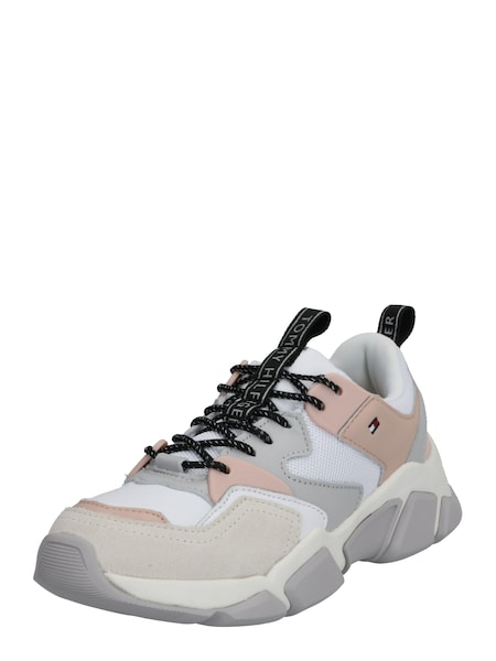 Sneakers für Frauen - Sneaker 'COSY CHUNKY' › Tommy Hilfiger › rosa offwhite  - Onlineshop ABOUT YOU