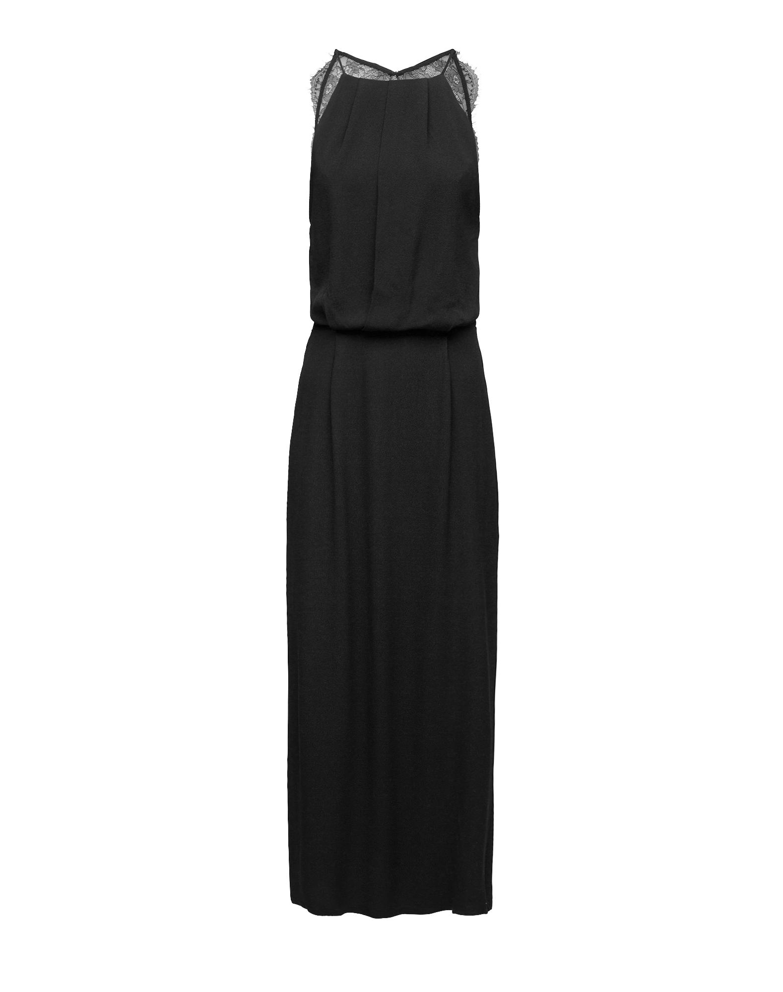 Společenské šaty Willow 5687 černá Samsoe & Samsoe