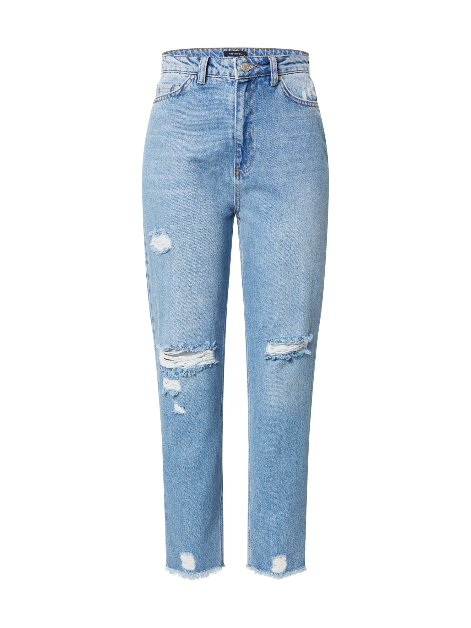 Trendyol Džinsai tamsiai (džinso) mėlyna