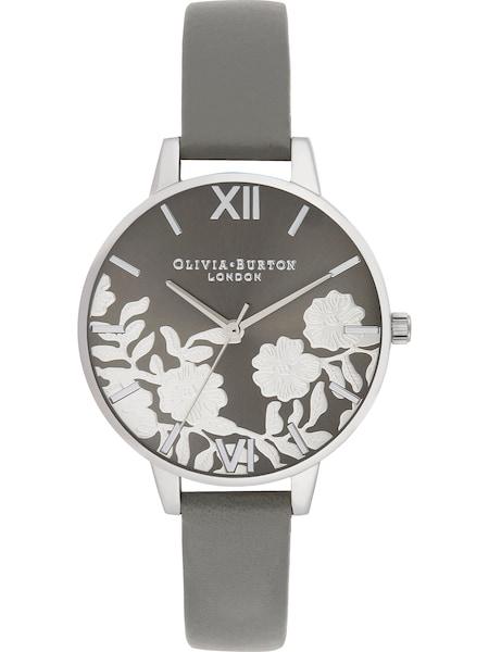 Uhren für Frauen - Uhr › Olivia Burton › grau  - Onlineshop ABOUT YOU