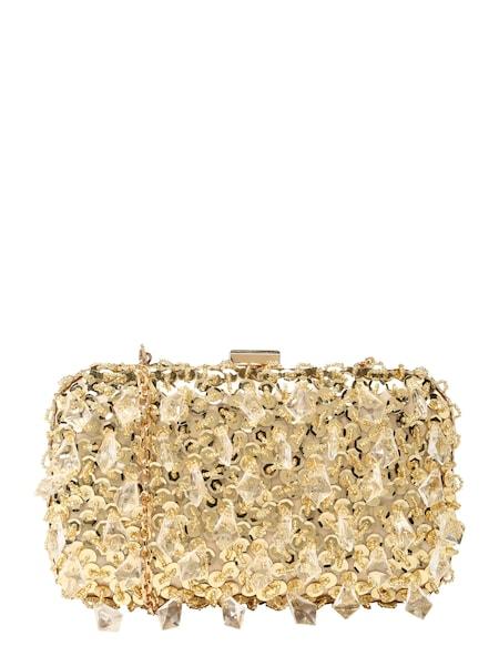 Clutches für Frauen - Clutch › Mascara › gold  - Onlineshop ABOUT YOU
