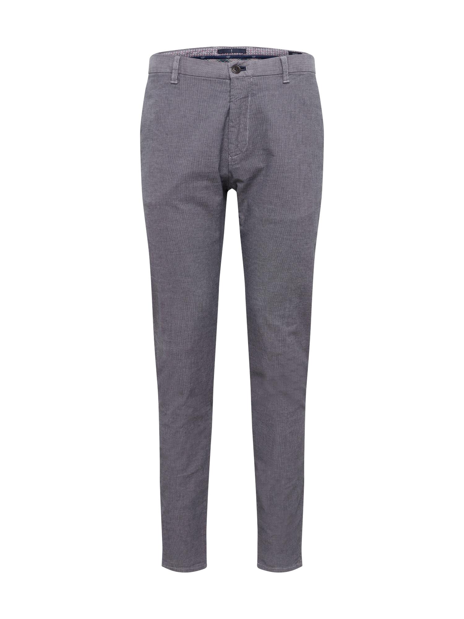 JOOP! Jeans Chino nohavice 'JJF-61Scott-D'  sivá