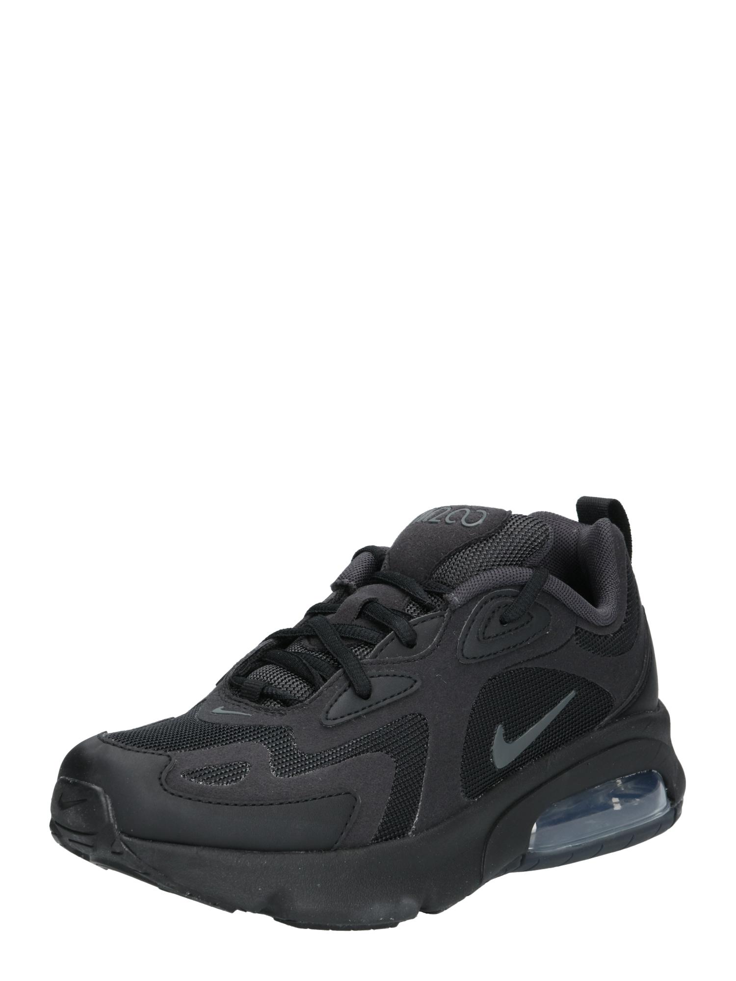 Nike Sportswear Sportbačiai 'AIR MAX 200 (GS)' juoda