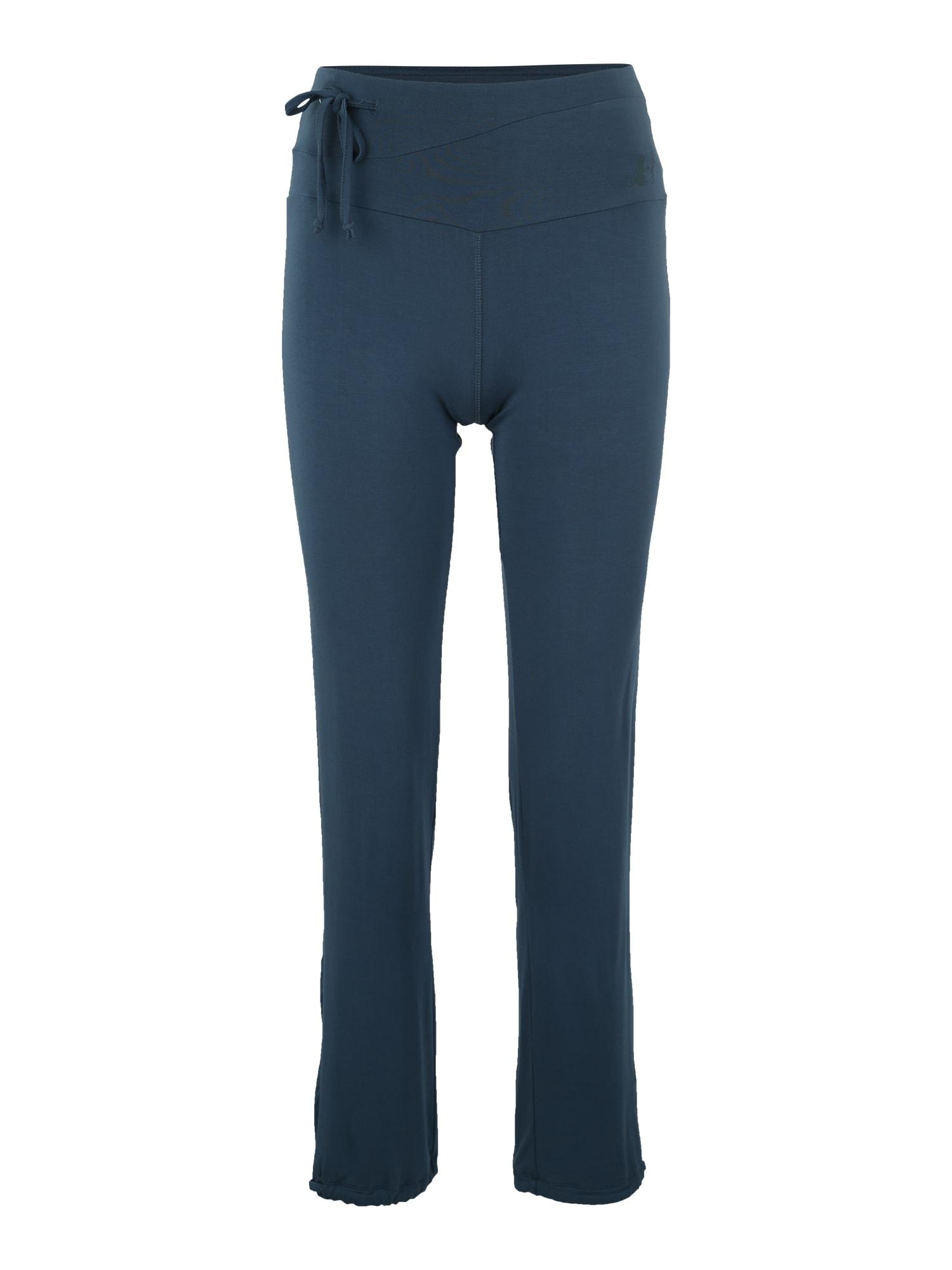 Sportovní kalhoty Flow petrolejová CURARE Yogawear