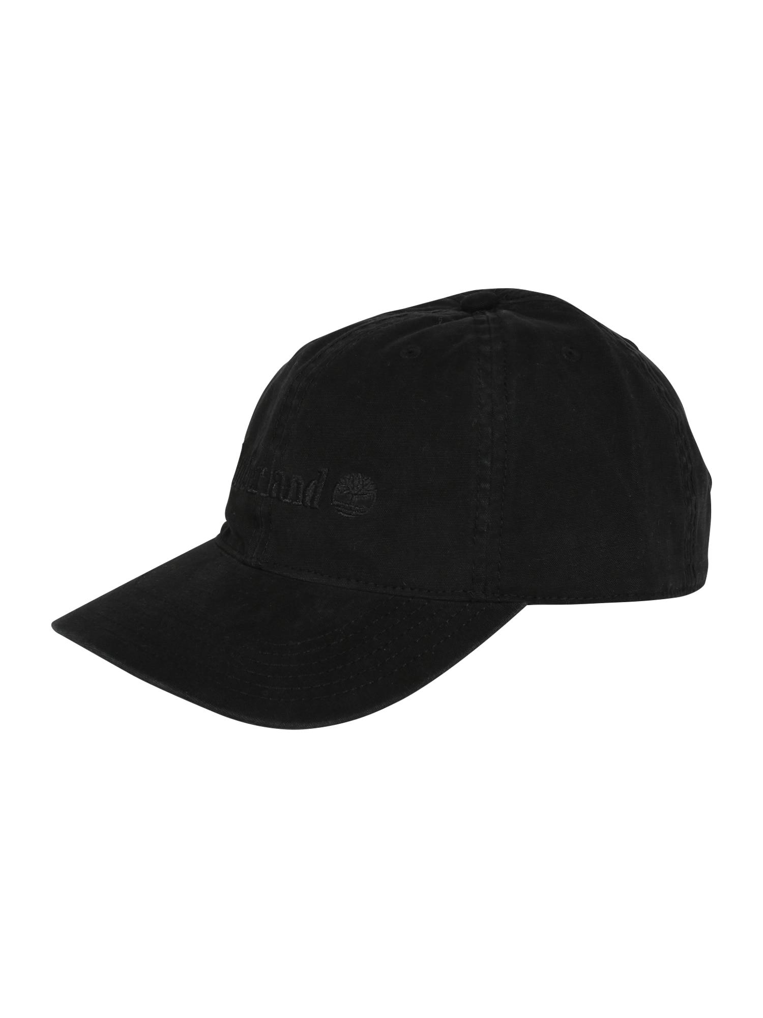 TIMBERLAND Kepurė juoda