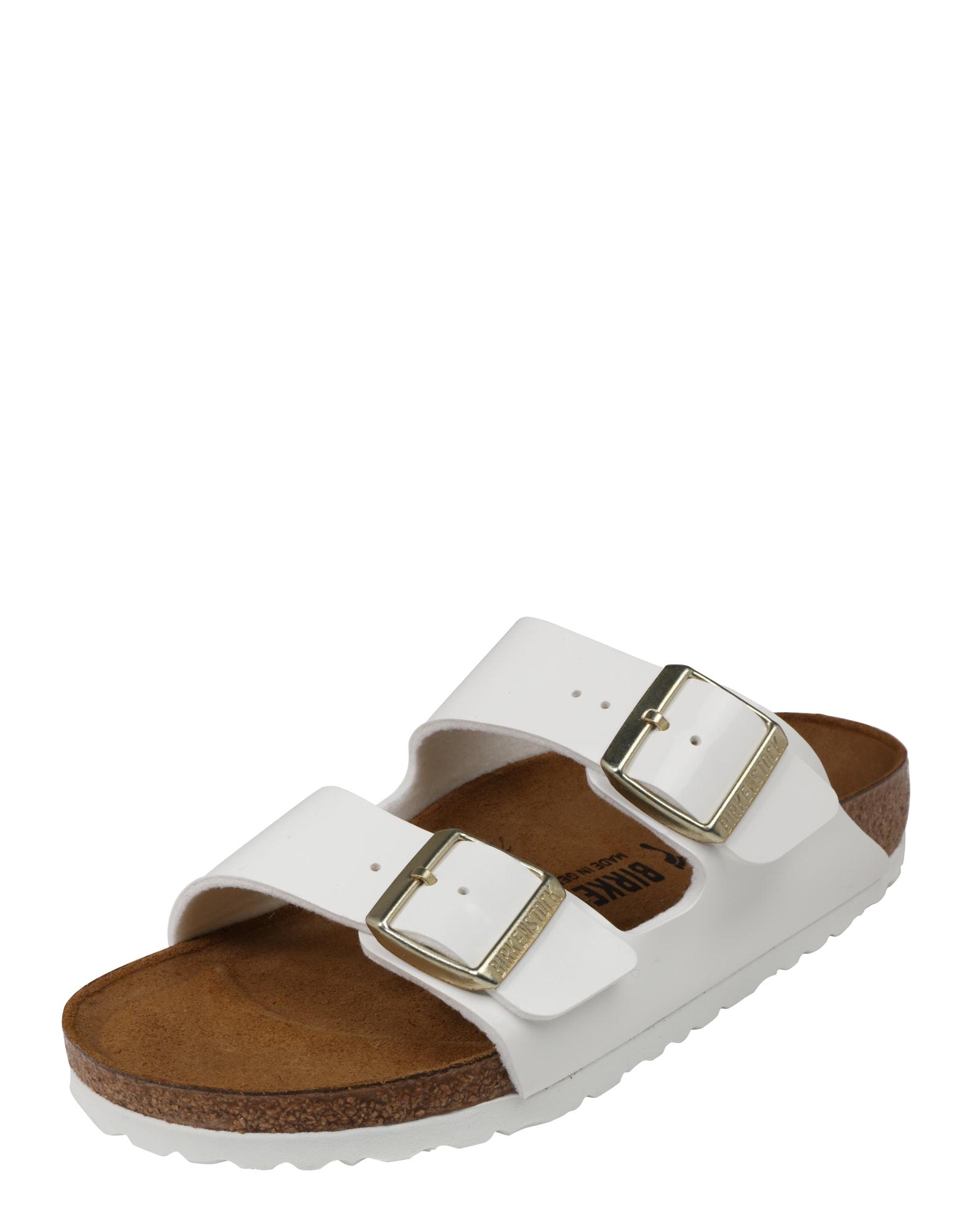 Pantofle Arizona bílá BIRKENSTOCK