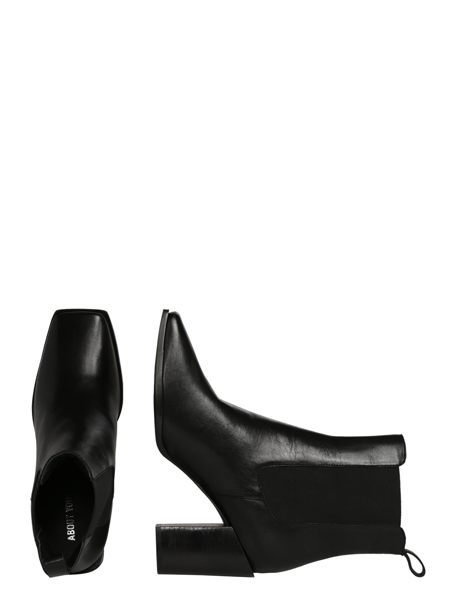 ABOUT YOU Chelsea boots 'Edda'  svart