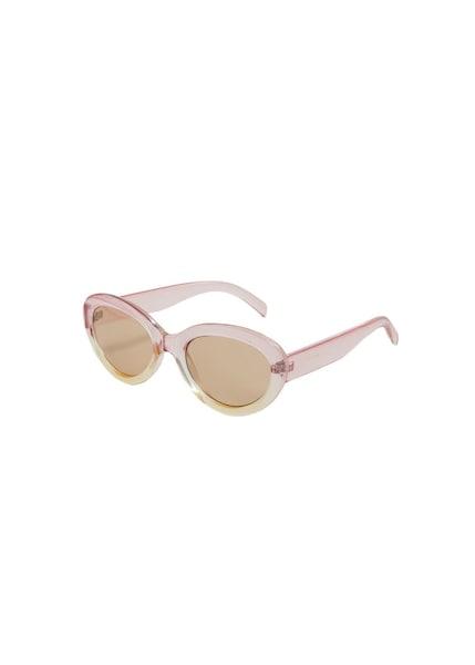 Sonnenbrillen für Frauen - MANGO Sonnenbrille 'Helen' brokat pastelllila  - Onlineshop ABOUT YOU