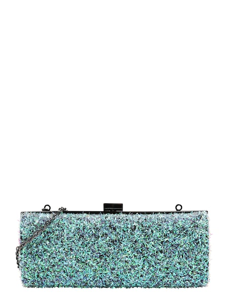 Clutches für Frauen - Mascara Clutch türkis  - Onlineshop ABOUT YOU