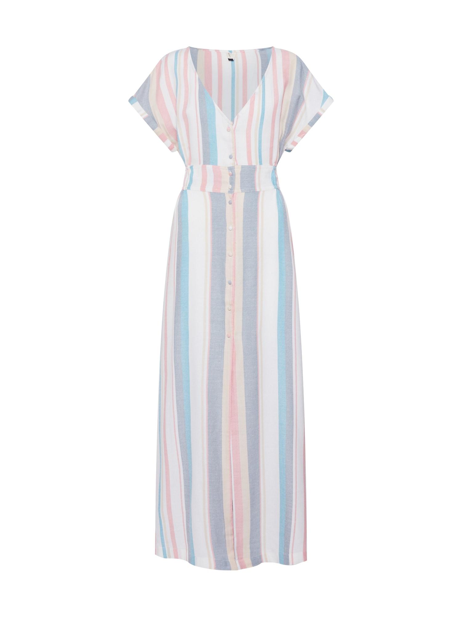 Letní šaty FURORLAGOON mix barev bílá ROXY