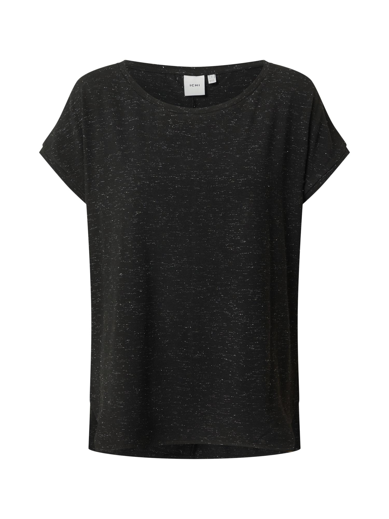ICHI Marškinėliai juoda