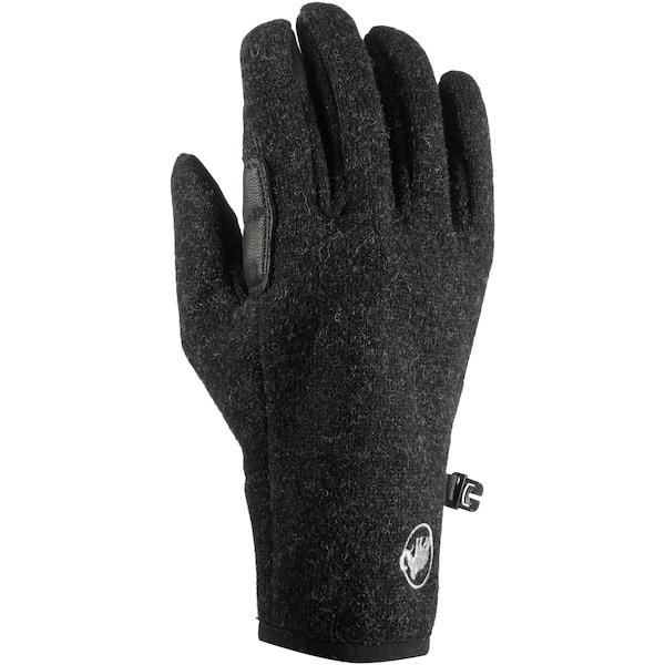 Handschuhe - Outdoorhandschuhe 'Passion' › mammut › rot schwarzmeliert  - Onlineshop ABOUT YOU