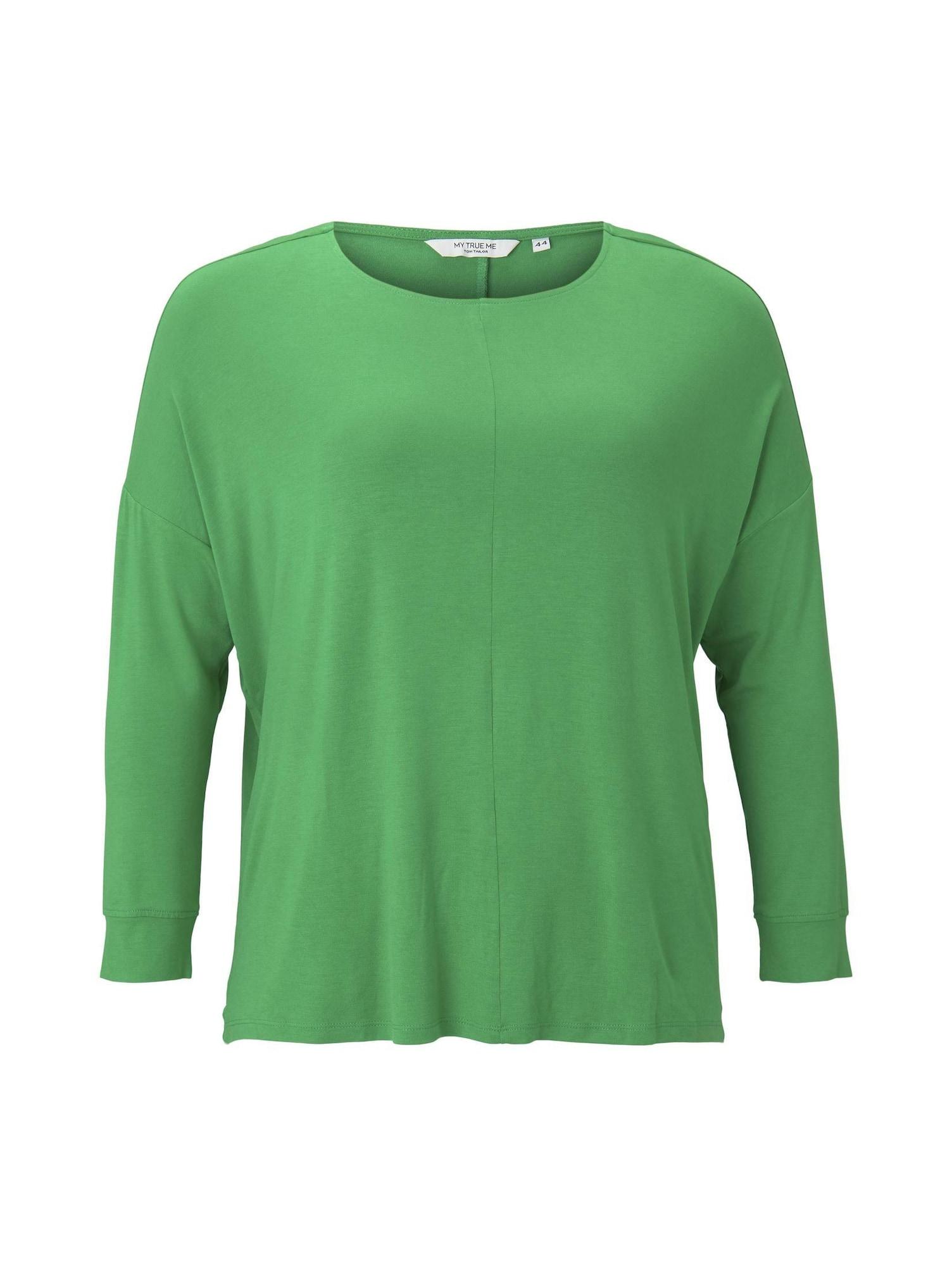 MY TRUE ME Marškinėliai žolės žalia