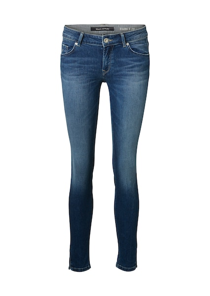 Hosen für Frauen - Marc O'Polo Jeans 'SKARA' blue denim  - Onlineshop ABOUT YOU