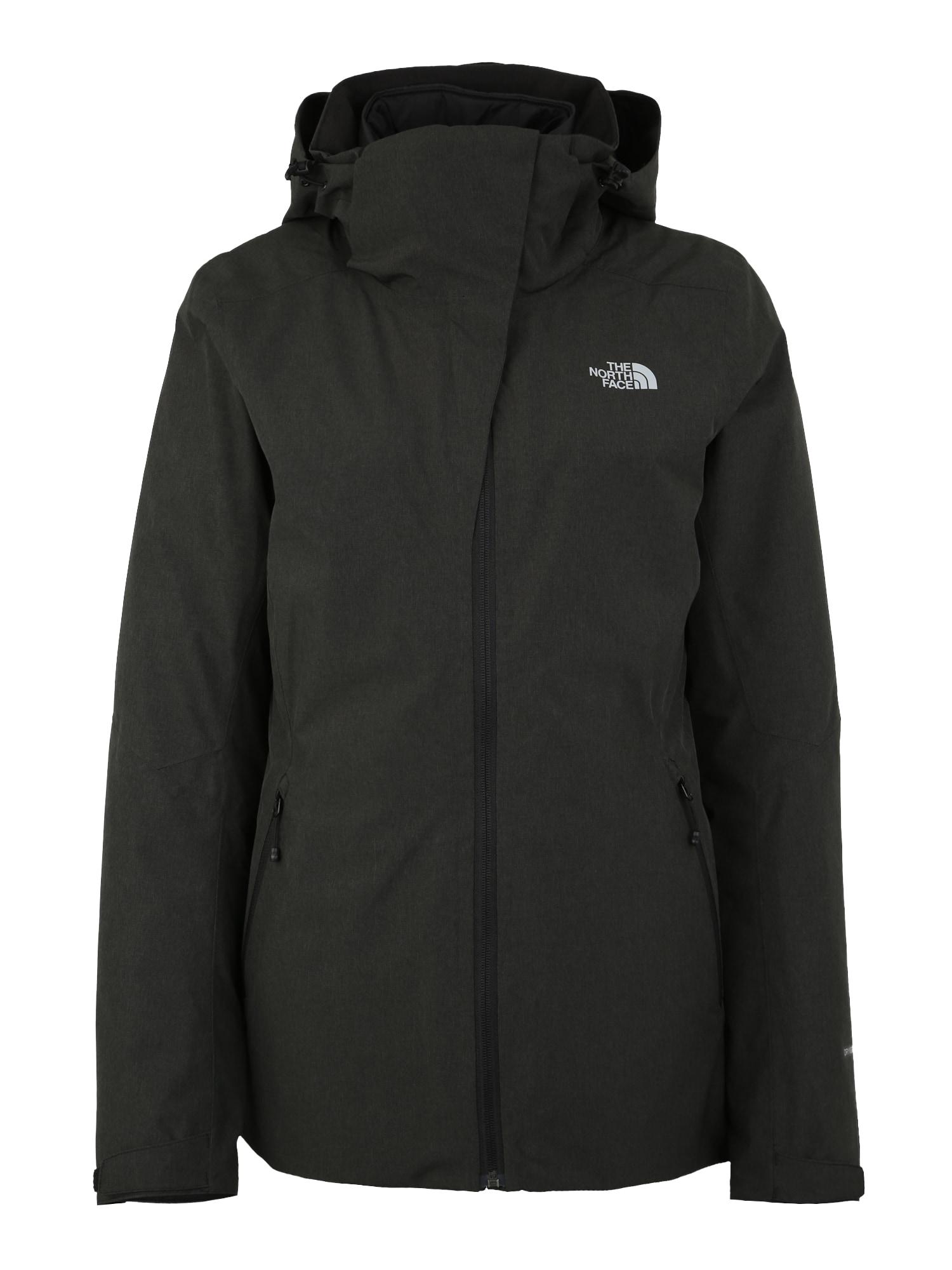 Outdoorová bunda INLUX TRICLIMATE černá THE NORTH FACE