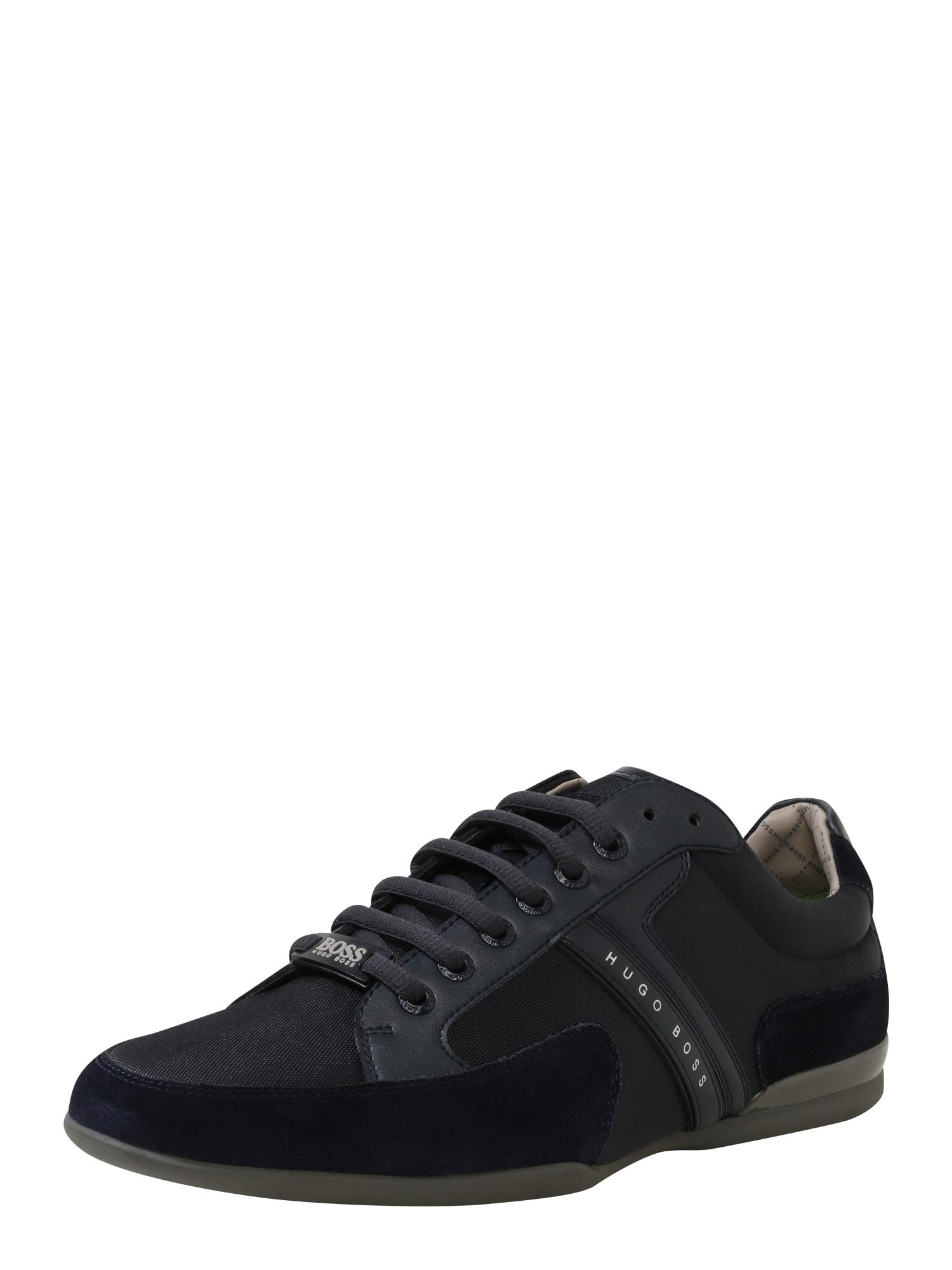 Sportovní šněrovací boty Spacit námořnická modř BOSS