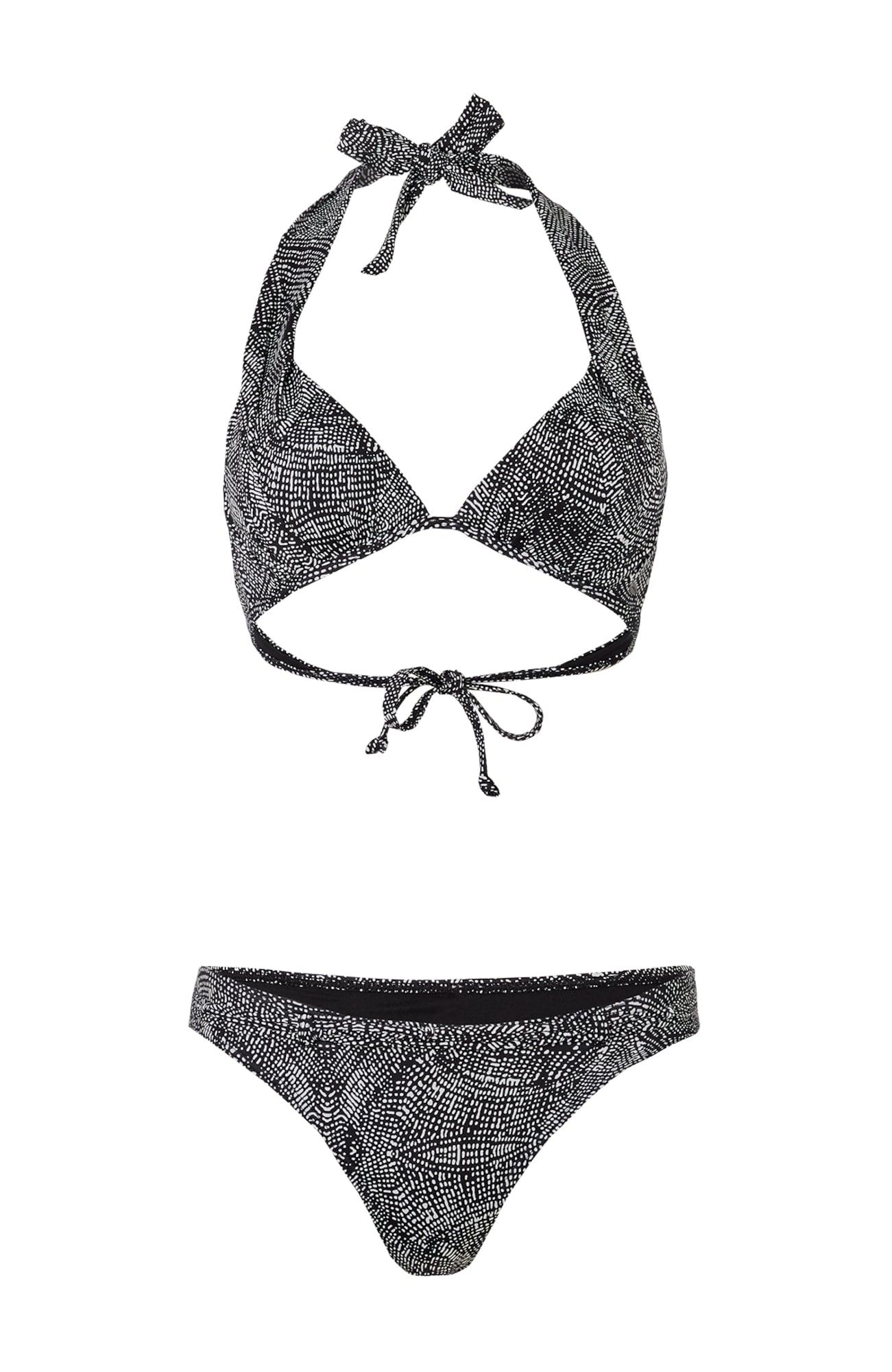 O'NEILL Bikinis 'SAO CRUZ' bazalto pilka