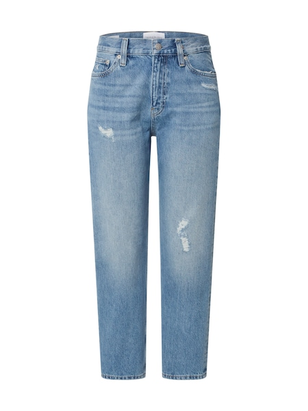 Hosen - Jeans 'MID RISE BOY' › Calvin Klein Jeans › blue denim  - Onlineshop ABOUT YOU