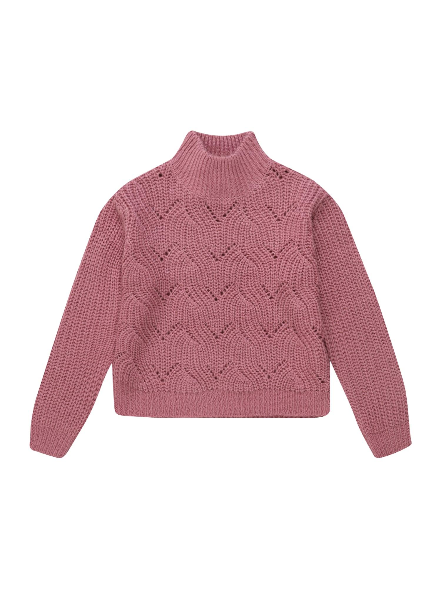 BLUE SEVEN Megztinis rausvai violetinė spalva