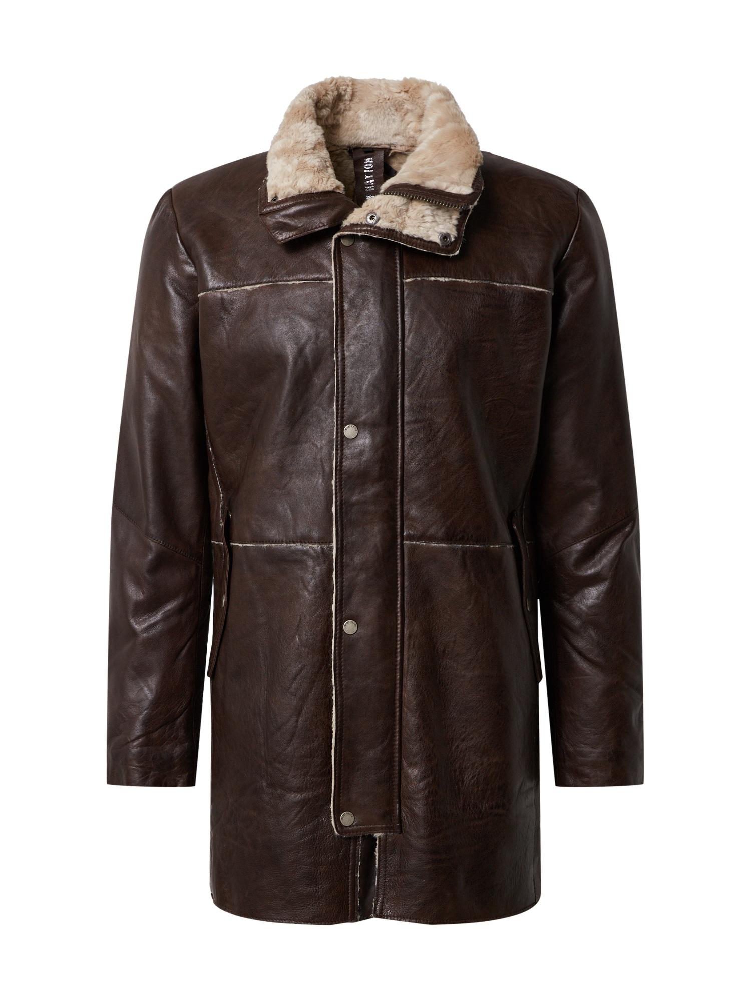 FREAKY NATION Žieminis paltas
