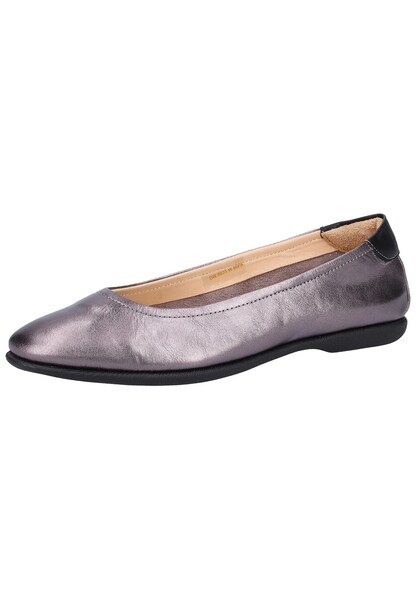 Ballerinas - Ballerinas › Darkwood › schwarz silber  - Onlineshop ABOUT YOU