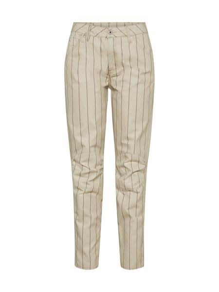 Hosen für Frauen - G STAR RAW Jeans '5622 3D' beige  - Onlineshop ABOUT YOU