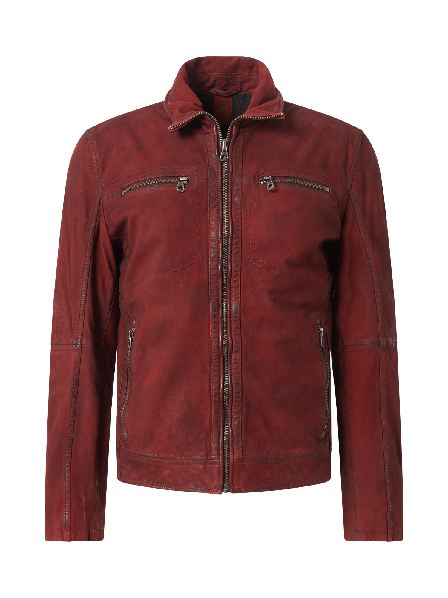 Gipsy Prechodná bunda 'Steeve'  tmavo červené