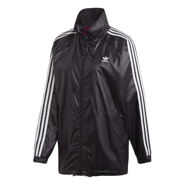 Jacken - Windbreaker › ADIDAS ORIGINALS › schwarz weiß  - Onlineshop ABOUT YOU