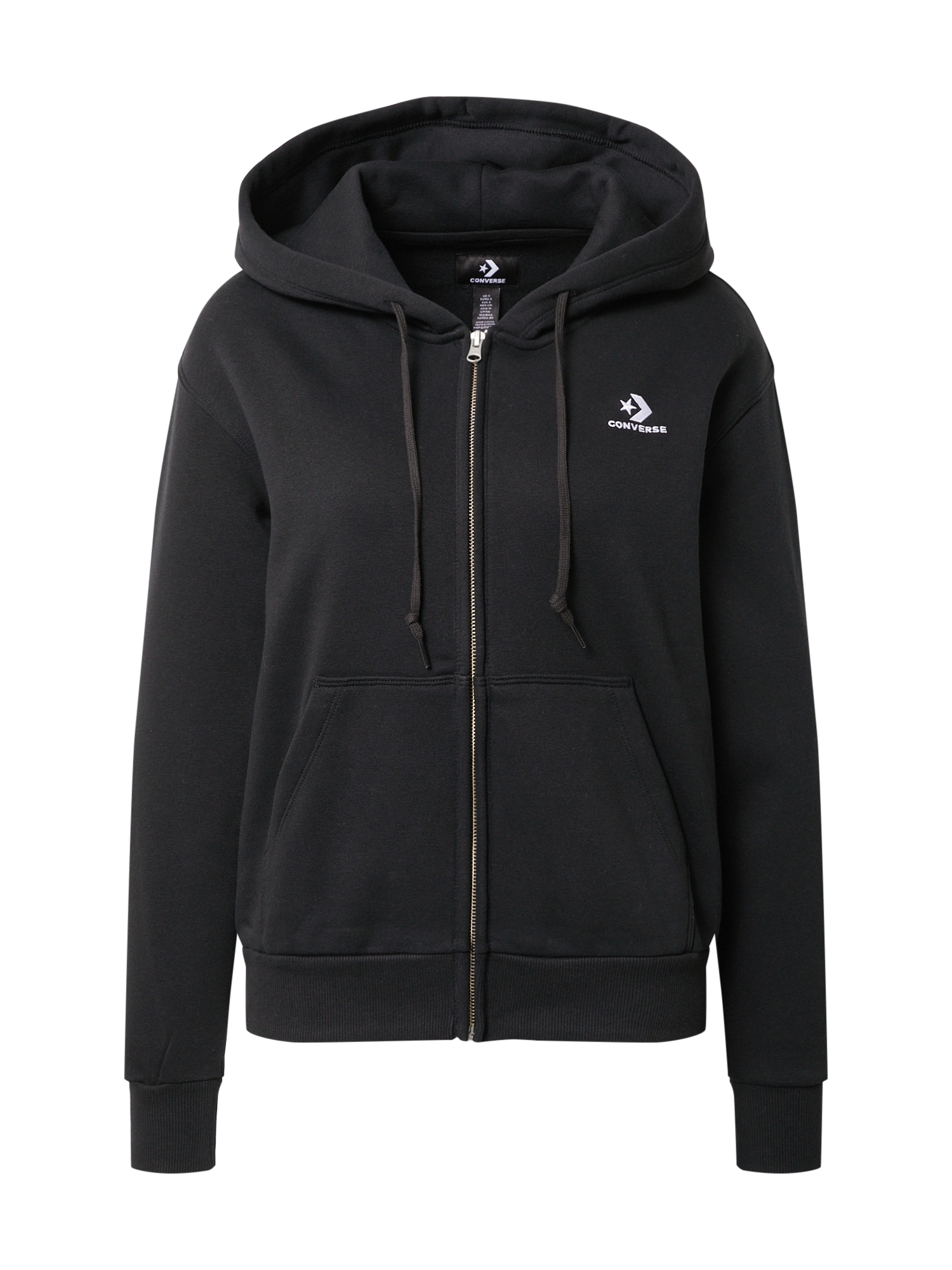 CONVERSE Džemperis juoda