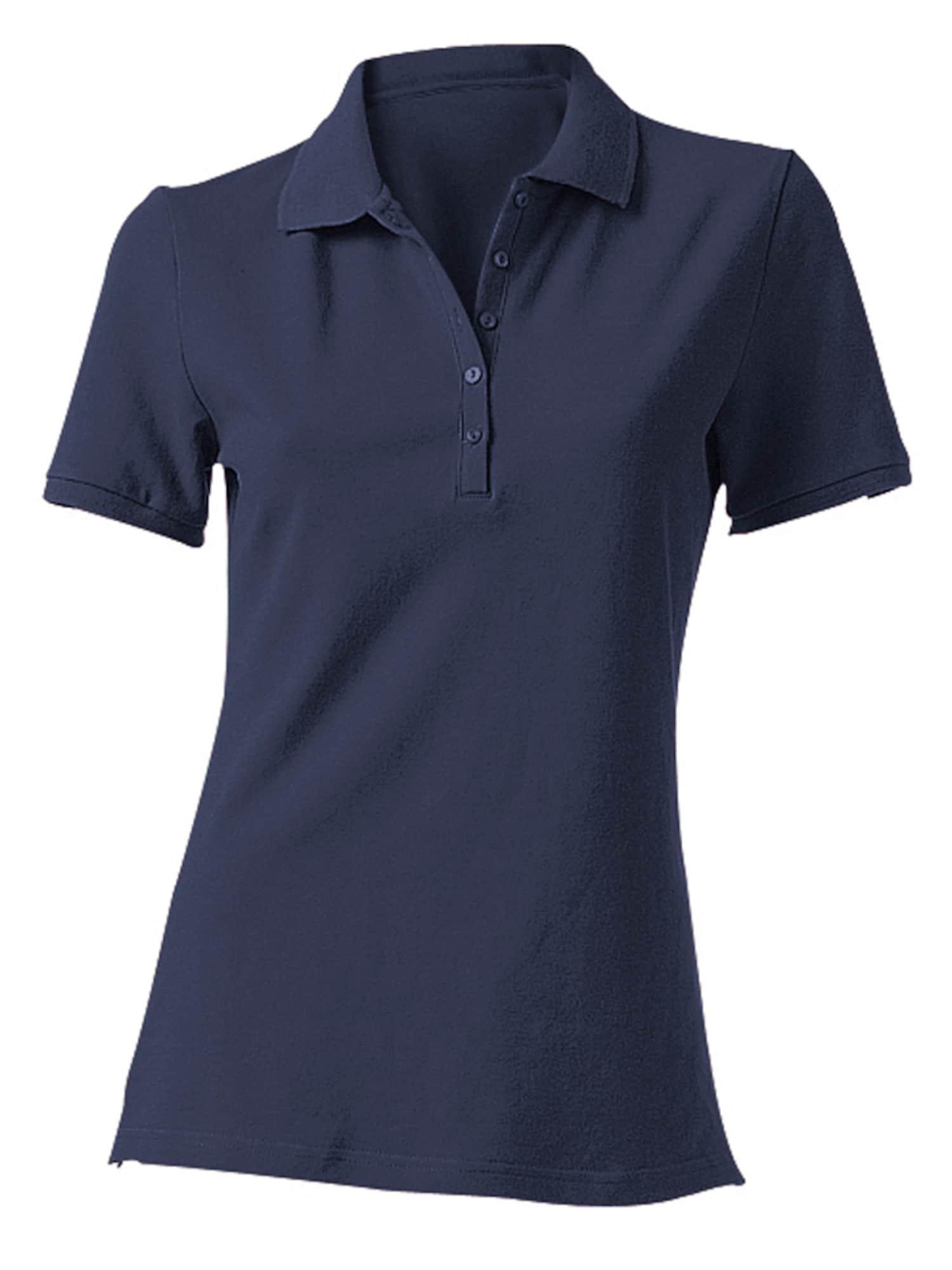 heine Tričko  marine modrá