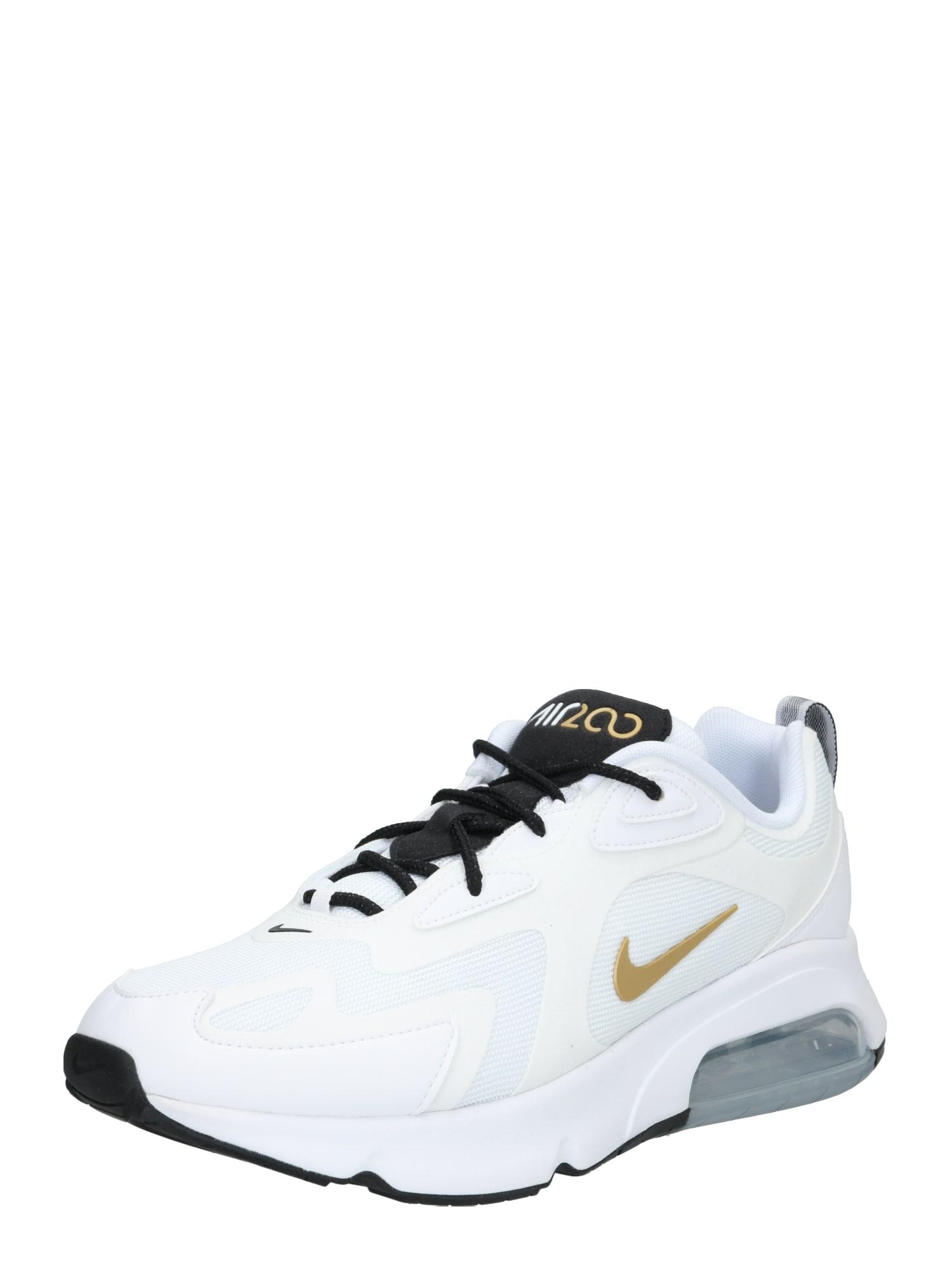 Tenisky AIR MAX 200 zlatá bílá Nike Sportswear