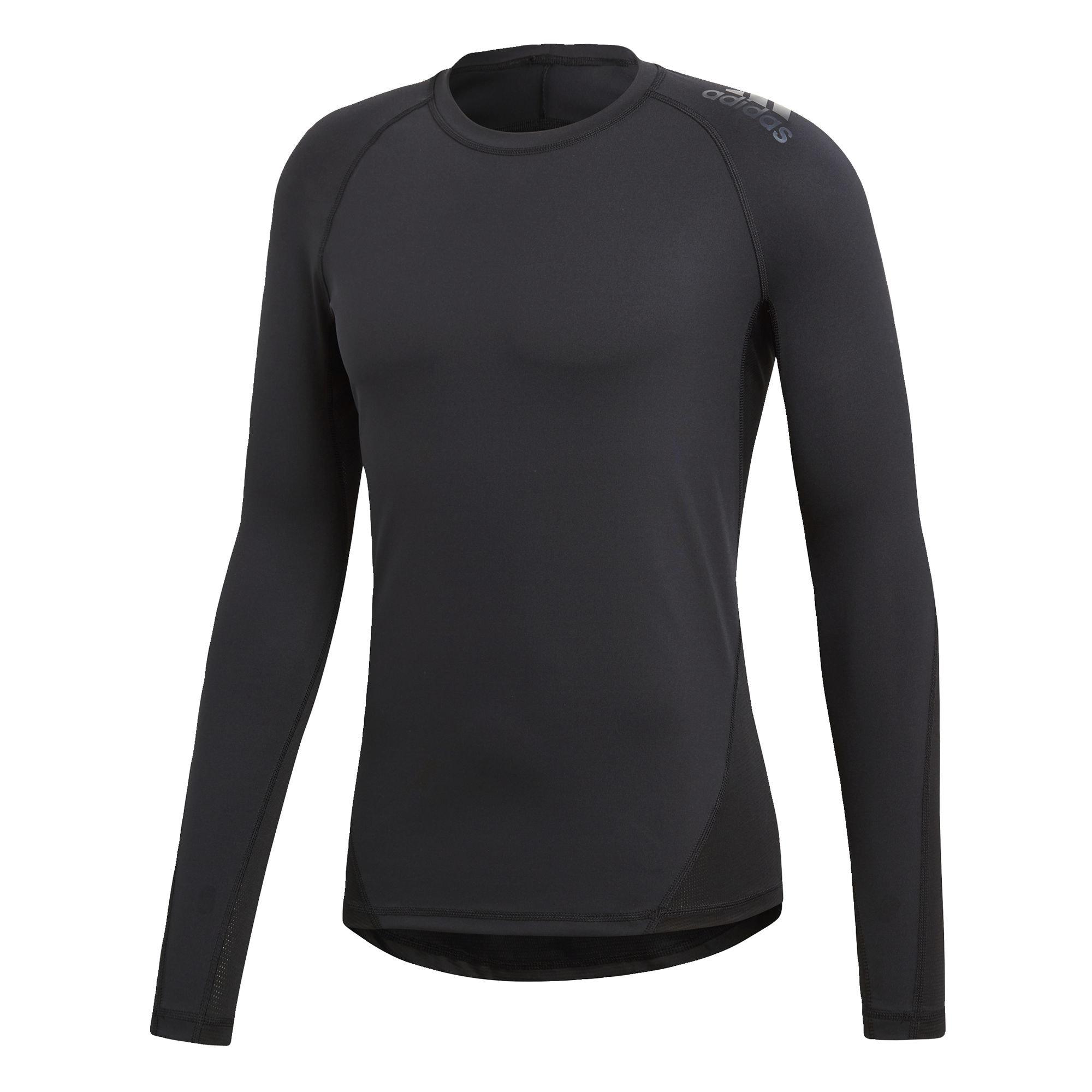 ADIDAS PERFORMANCE Sportiniai apatiniai marškinėliai 'Alphaskin' juoda